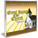 Jimmy Swaggart Ministries Music CD Jimmy Swaggart Hymns Of The Church Vol 2