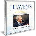 Jimmy Swaggart Music CD Heaven's Sounding Sweeter - Songs About Heaven