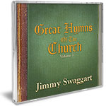 Jimmy Swaggart Music CD Jimmy Swaggart Great Hymns Of The Church Vol 3