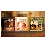 JIMMY SWAGGART THREE MUSIC CD SPECIAL