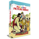 CASE OF 12 READ-N-GROW PICTURE BIBLE