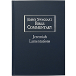 JEREMIAH - LAEMENTATIONS BIBLE COMMENTARY