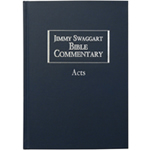 Jimmy Swaggart Ministries Commentary Acts Bible Commentary
