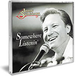 Jimmy Swaggart Music CD Somewhere Listenin'