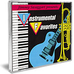 Jimmy Swaggart Music Cd Instrumental Favorites