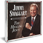 Jimmy Swaggart Music CD The Healing Jesus