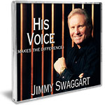 Jimmy Swaggart Music CD His Voice (Makes The Difference)