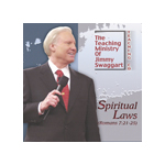 Jimmy Swaggart Preaching CD Spiritual Laws