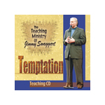 Jimmy Swaggart Preaching CD Temptation