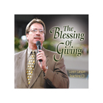 Jimmy Swaggart Ministries Preaching CD The Blessing Of Giving