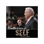 Jimmy Swaggart Preaching CD The Problem Of Self