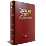 PORTUGUESE, EXPOSITOR'S STUDY BIBLE