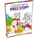 JESUS AND THE 12 DISCIPLES - CHILDREN'S COLORING BOOK