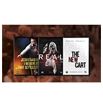 THREE GABRIEL SWAGGART CD/DVD COMBO SPECIAL