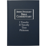 I, II, TIMOTHY, TITUS & PHILEMON BIBLE COMMENTARY