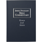 HOSEA, JOEL & AMOS BIBLE COMMENTARY