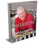 Jimmy Swaggart Minsitries Book 100 Favorites Songbook