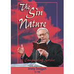 Jimmy Swaggart Preaching DVD The Sin Nature