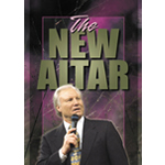 Jimmy Swaggart Preaching DVD The New Altar