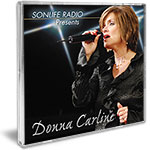 Jimmy Swaggart Ministries Music CD SonLife Radio Presents Donna CarlineDONNA CARLINE, SONLIFE RADIO