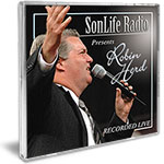 Jimmy Swaggart Ministries Music CD SonLife Radio Presents Robin Herd