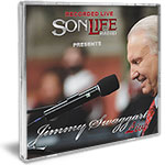 Jimmy Swaggart Music CD SonLife Radio Presents - Jimmy Swaggart Live