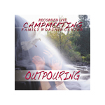 Jimmy Swaggart Ministries Music CD Campmeeting - Outpouring