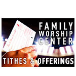 FWC - TITHES & OFFERING                                                                              FWC - TITHES & OFFERING