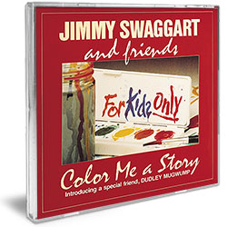 Jimmy Swaggart Ministries Music CD Color Me A Story