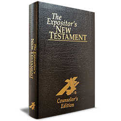 Jimmy Swaggart Ministries Study Bible Expositor's New Testament English Edition