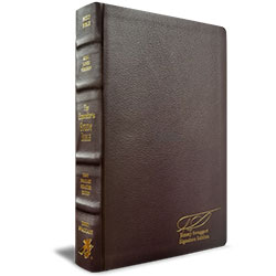 Jimmy Swaggart Ministries Study Bible Expositor's Study Bible Signature Edition