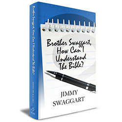 Jimmy Swaggart Ministries Book Brother Swaggart, How Can I Understand The Bible?