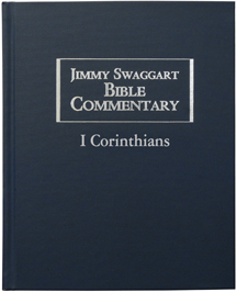 Jimmy Swaggart Ministries Commentary I Corinthians Bible Commentary