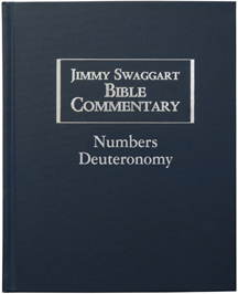 NUMBERS-DEUTERONOMY BIBLE COMMENTARY
