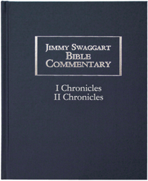 I & II CHRONICLES BIBLE COMMENTARY
