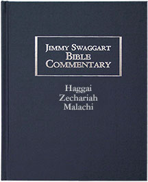 HAGGAI, ZECHARIAH & MALACHI BIBLE COMMENTARY