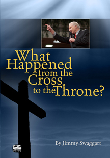 WHAT HAPPENED FROM THE CROSS TO THE THRONE?