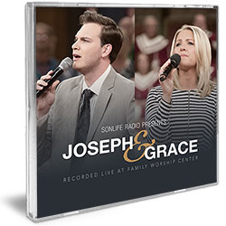 Jimmy Swaggart Ministries Music CD SonLife Radio Presents Joseph And Grace