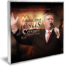 Jimmy Swaggart Ministries Music CD Jesus Saves, Robin Herd