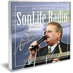 Jimmy Swaggart Ministries Music CD SonLife Radio Presents Bob Henderson