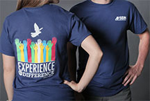ROYAL BLUE SBN EXPERIENCE THE DIFFERENCE HANDS
