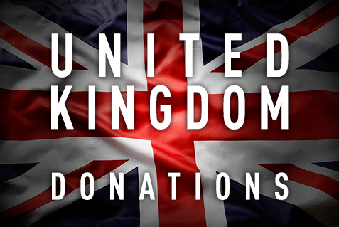 UNITED KINGDOM DONATION
